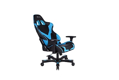 Clutch Chairz Crank Series Echo, Professional Grade Gaming & Computer Chair in Black and Blue (CKE11BBL)