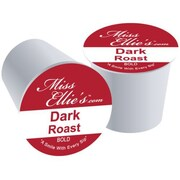 Miss Ellie's Dark Roast, RealCup Potion Pack For Keurig Brewers, 192 Count (11MP175-DKRST24CT)