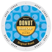 Authentic Donut Shop Original Roast, Single Serve Cup Portion Pack for Keurig K-Cup Brewers, 96 Count (SNDO2100)