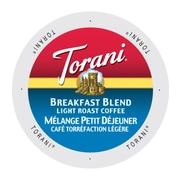 Torani Coffee Breakfast Blend, Single Serve Cup Portion Pack for Keurig K-Cup Brewers, 48 Count (SNTR5132)