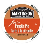 Martinson Coffee Pumpkin Pie, RealCup portion pack for Keurig K-Cup Brewers, 24 Count (4320038)