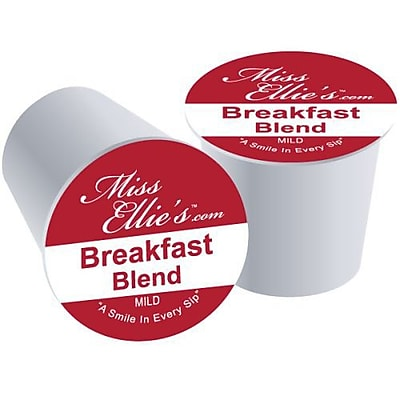Miss Ellie's Breakfast, RealCup Portion Pack for Keurig Brewers, 24 Count (11MP175-BRKFST24CT) 24117122