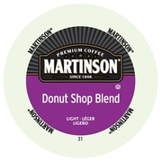 Martinson Coffee Donut Shop, RealCup portion pack for Keurig K-Cup Brewers, 96 Count (4320037)