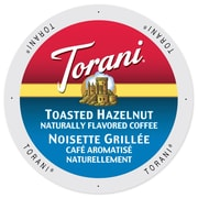 Torani Coffee Toasted Hazelnut, Single Serve Cup Portion Pack for Keurig K-Cup Brewers, 48 Count (SNTR5254)