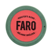 Faro Roaster's Blend Coffee, Compostable Single Serve Cup for Keurig Brewers, 12 Count (P-1051546)