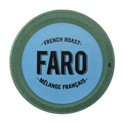 Faro French Roast Coffee, Compostable Single Serve Cup for Keurig Brewers, 48 Count (P-1051544)