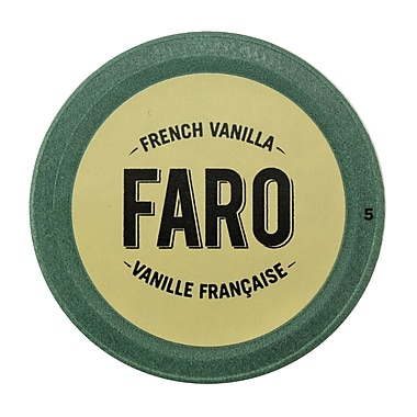 Faro French Vanilla Coffee, Compostable Single Serve Cup for Keurig Brewers, 96 Count (P-1051545)