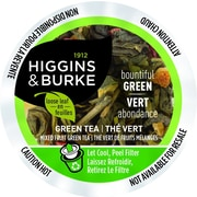 Higgins & Burke Loose Leaf Tea Bountiful Green, RealCup portion pack for Keurig K-Cup Brewers, 24 Count (3028814)