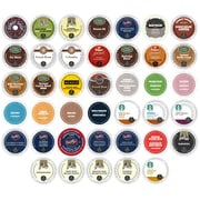 K-Cup Coffee Variety Selection Pack, Massive Brands and Huge Discounts to Kick Start Your Day, 40 Count, 160 Count (CE1003167)