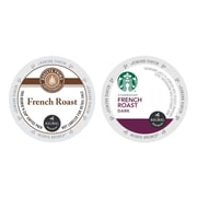 French Roast Premium K-Cup Bundle, 48 Count (BLB0095)