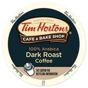 Tim Hortons Dark Roast, RealCup Portion Pack For Keurig Brewers, 60 Count (11MP202)