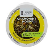 Higgins & Burke Loose Leaf Tea Chamomint Moon, RealCup portion pack for Keurig K-Cup Brewers, 24 Count (3028816)