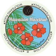 Wolfgang Puck Hawaiian Hazelnut, RealCup portion pack for Keurig K-Cup Brewers, 24 Count (3774004)