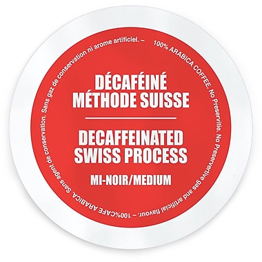Faro Decaf Swiss Water Coffee, Single Serve Cup for Keurig Brewers, 24 Count (GMT2952-CP1)