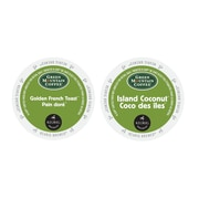 Green Mountain Flavored Top Selling K-Cups, 48 Count (BLB0093)