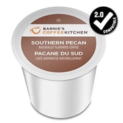 Barnie's Coffee Kitchen Southern Pecan, Single Serve Cup Portion Pack for Keurig K-Cup Brewers, 24 Count (SNBA328155)