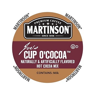 Martinson Hot Chocolate Hot Cocoa, RealCup portion pack for Keurig K-Cup Brewers, 48 Count (4319790) 24116729