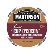 Martinson Hot Chocolate Hot Cocoa, RealCup portion pack for Keurig K-Cup Brewers, 24 Count (4319790)