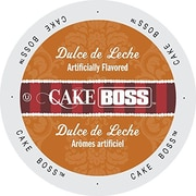 Cake Boss Coffee Dulce De Leche, Single Serve Cup Portion Pack for Keurig K-Cup Brewers, 48 Count (SNCB5246)