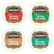 Martinson Flavored Coffee Bundle, 96 Count (BLB0034)