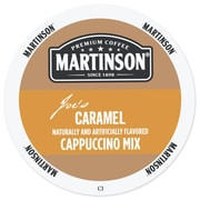 Martinson Caramel Cappuccino, RealCup portion pack for Keurig K-Cup Brewers, 192 Count (4319664)