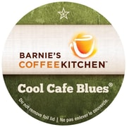 Barnie's Coffee Kitchen Cool Cafe Blues, Single Serve Cup Portion Pack for Keurig K-Cup Brewers, 24 Count (SNBA328157)