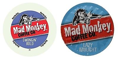 Mad Monkey Coffee Bundle, 94 Count (BLB0031) 24117417
