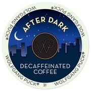 Wolfgang Puck After Dark Decaf, RealCup portion pack for Keurig K-Cup Brewers, 24 Count (3774010)
