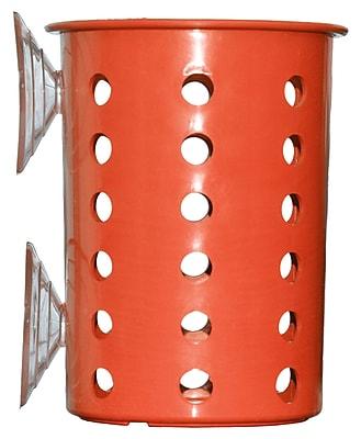 Steril-Sil Suction Cup Cylinder, Orange, Plastic (PN1-Orange) 24093633