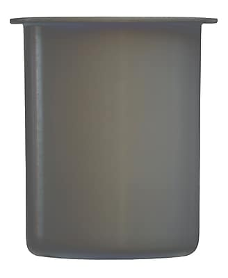 Steril-Sil Solid Container, 30 Ounce, Gray, Plastic (PC-700-Gray)