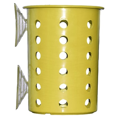 Steril-Sil Suction Cup Cylinder, Yellow, Plastic (PN1-YELLOW)