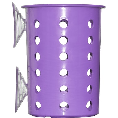 Steril-Sil Suction Cup Cylinder, Violet, Plastic (PN1-VIOLET)