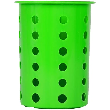 Steril-Sil Silverware Cylinder, Lime, Plastic (RP-25-LIME)