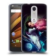 "OFFICIAL JONAS ""JOJOESART"" JODICKE FICTION Spirited Away Soft Gel Case for DROID Turbo 2 / X Force (C_1C3_1DBC6)"