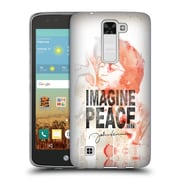 OFFICIAL JOHN LENNON KEY ART Imagine Peace Soft Gel Case for Samsung Galaxy S7 edge (C_1BA_1ABE4)