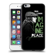 OFFICIAL JOHN LENNON FAN ART Watercolor Soft Gel Case for Apple iPhone 5c (C_E_1ABF6)