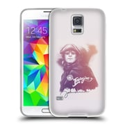 OFFICIAL JOHN LENNON FAN ART Image Peace Soft Gel Case for Samsung Galaxy On5 (C_1B7_1ABF7)