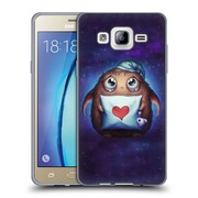 "OFFICIAL JONAS ""JOJOESART"" JODICKE FICTION Cute Monster Soft Gel Case for Samsung Galaxy On5 (C_1B7_1DBC1)"