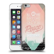 OFFICIAL JOHN LENNON FAN ART Livin' For Today Soft Gel Case for Samsung Galaxy S7 (C_1B9_1BA76)