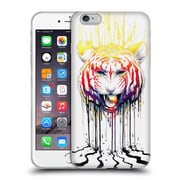 "OFFICIAL JONAS ""JOJOESART"" JODICKE BIG CATS Fading Soft Gel Case for Apple iPhone 6 Plus / 6s Plus (C_10_1DBB9)"