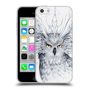 "OFFICIAL JONAS ""JOJOESART"" JODICKE WILDLIFE Owl Soft Gel Case for Apple iPhone 5c (C_E_1DBD2)"