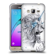 "OFFICIAL JONAS ""JOJOESART"" JODICKE BIG CATS Lion Soul Soft Gel Case for Samsung Galaxy J3 (C_1B6_1DBBE)"