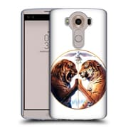 "OFFICIAL JONAS ""JOJOESART"" JODICKE BIG CATS Peace Soft Gel Case for LG V10 (C_19A_1DBBF)"