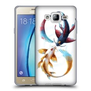 "OFFICIAL JONAS ""JOJOESART"" JODICKE WILDLIFE Eternal Bond Koi Soft Gel Case for Samsung Galaxy On5 (C_1B7_1DBCB)"