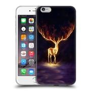 "OFFICIAL JONAS ""JOJOESART"" JODICKE WILDLIFE Firewalker Soft Gel Case for Apple iPhone 6 Plus / 6s Plus (C_10_1DBCE)"