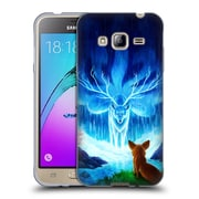 "OFFICIAL JONAS ""JOJOESART"" JODICKE WILDLIFE Wisdom Soft Gel Case for Samsung Galaxy J3 (C_1B6_1DBD4)"