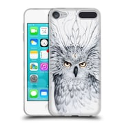 "OFFICIAL JONAS ""JOJOESART"" JODICKE WILDLIFE Owl Soft Gel Case for Apple iPod Touch 6G 6th Gen (C_157_1DBD2)"