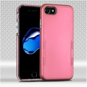 Insten Hard Hybrid TPU Cover Case For Apple iPhone 7 - Pink