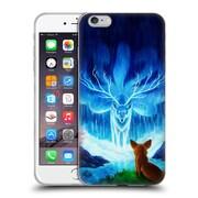 "OFFICIAL JONAS ""JOJOESART"" JODICKE WILDLIFE Wisdom Soft Gel Case for Apple iPhone 6 Plus / 6s Plus (C_10_1DBD4)"