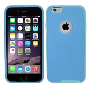 Insten Gel Hard Case For Apple iPhone 6 - Blue